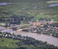 Imágenes del estado del Canal del Dique en los pueblos de Bolívar. Julio, 2018