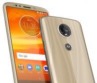 Celular Motorola E5 Plus Dorado