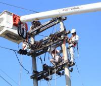 El servició de energía eléctrica se irá a las 5:30 a.m. y regresará después de 6:00 de la tarde, cuenta Electricaribe.