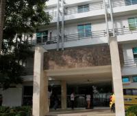 Fachada Nuevo Hospital de Bocagrande