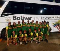 Cinco triunfos a sumado Bolívar en el Nacional de Sóftbol Femenino.