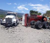 Accidente en Guaduas