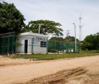 Estación de Bombeo de Aguas Residuales de Marialabaja
