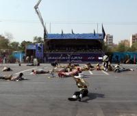 Atentado en Irán