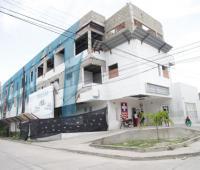 Infraestructura Hospital Canapote que está sin terminar.