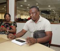 Familiares de paciente con problemas biliares se quejan contra Nueva EPS.