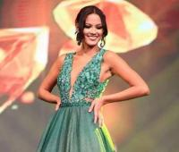 Catalina Mouthon es Colombia en Miss Continentes Unidos