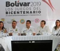 Reunión del Comité Organizador de los Juegos Nacionales 2019.