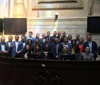Bancada Caribe en el Congreso.