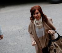 Expresidenta argentina Cristina Fernández