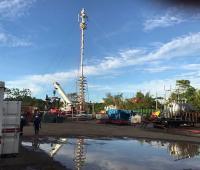 Planta de Ecopetrol en Cartagena