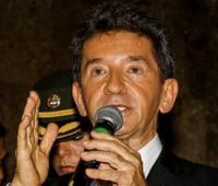El gobernador de Antioquia, Luis Pérez Gutiérrez.