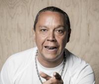 Herman Olivera, cantante de salsa.