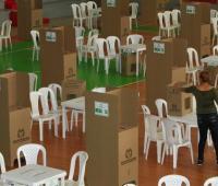 Jornada electoral en Cartagena