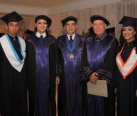 Jorge Mario González, María Claudia Peñas, Mario Ramos Vélez, Manuel Domingo Rojas y Karen Amador./