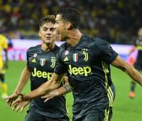 Cristiano Ronaldo volvió a anotar con Juventus
