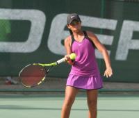 Mariana Jiménez, tenista.