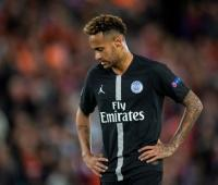 Neymar y París Saint Germain perdieron ante Liverpool en Champions League