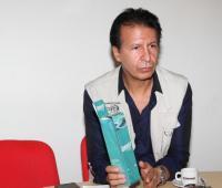 Pablo Bustos, red de veeduría de Colombia