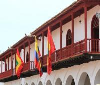 Instalaciones de la Alcaldía de Cartagena, Palacio de la Aduana.