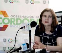 Sandra Devia Ruiz, gobernadora encargada de Córdoba.
