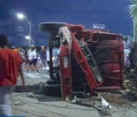 Accidente de tránsito en Barranquilla