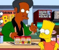 Personaje de Apu en los Los Simpsons.