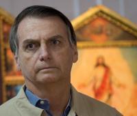 El ultraderechista Jair Bolsonaro.