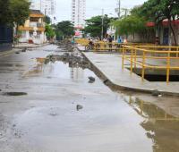 Estado del Canal de El Socorro, Emiliano Alcalá.