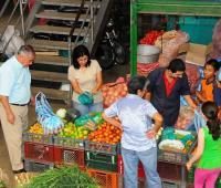 Compra de alimentos