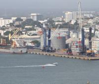 Terminal de Compas en Cartagena.