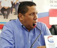 Aldrin Pinedo, concejal