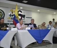 consejo de seguridad en Barranquilla