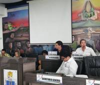 Debate en el Concejo de Montería