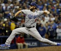 Clayton Kershaw abrirá el juego de hoy por Dodgers de Los Ángeles.