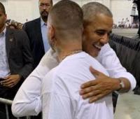 Obama y Balvin