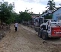 Obras en calles