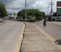 José González estaba en la calle 30, en el Pie del Cerro, cuando le dieron una cuchillada mortal en una riña.