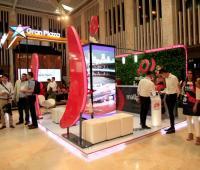 Exposición del Mall Plaza en RECon