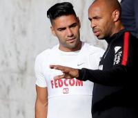 Thierry Henry y Falcao García