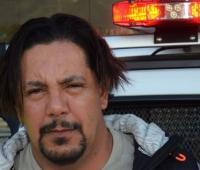"""Juan Carlos Mesa Vallejo, alias """"Tom"""" o """"Carlos Chata"""", el día de su captura en el municipio de El Peñol, Antioquia."""