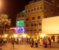 Cierre de bares en el Centro Histórico