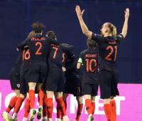 Croacia derrotó a España