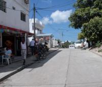 Marco Cruz y Jair Palacio estaban en un festejo en el barrio El Bosquecito cuando llegaron varios sujetos a bordo de un carro y empezaron a disparar y a atacar con cuchillos. Los dos amigos fueron asesinados y otras dos personas salieron heridas a bala.