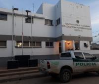 estación de policía de El Carmen