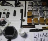 Unos 16 paquetes de explosivos fueron hallados en casa en Nelson Madela. Serían de milicianos del Eln.