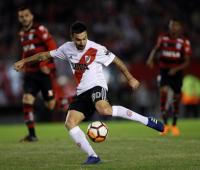 Ignacio Scocco, jugador de River Plate