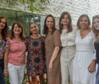 Mónica Peñaloza, Patricia Castro,  Alexandra De Pombo, Elena Bustamante, Patricia Arrázola, Patricia Cuéter y Rosario Cabrales.