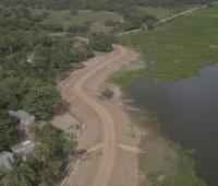 obras de protección en Higueretal