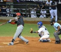 Tigres de Cartagena superó 10-6 a Leones.